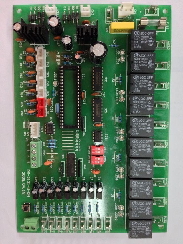 双系统模块热泵控制器,智能液位控制器
