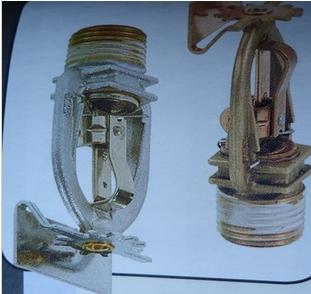 泰科ty-b直立式下垂式和嵌入式下垂式喷头图片