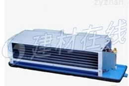 臥式安裝風機盤管