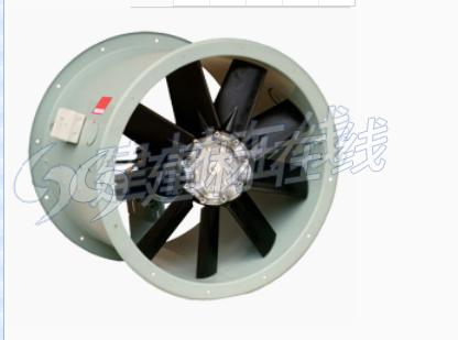 (消防排煙)軸流風機