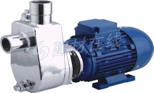 HFBX耐腐蝕自吸泵