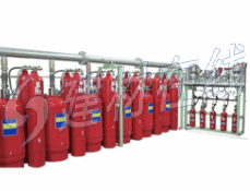 七氟丙烷滅火設備滅火劑瓶組