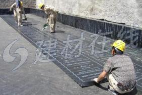 SBS彈性體改性瀝青防水卷材