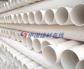 UPVC螺旋 消音 排水管 价格 UPVC给排水管材管